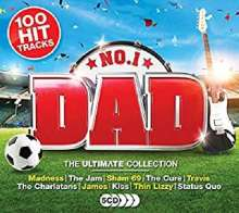 No.1 Dad: The Ultimate Collection, 5 CDs