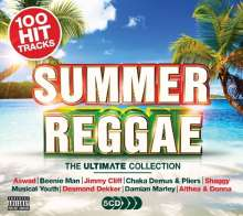 Summer Reggae (Explicit), 5 CDs