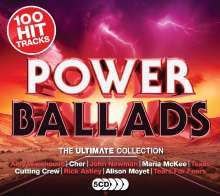 Power Ballads: The Ultimate Collection, 5 CDs