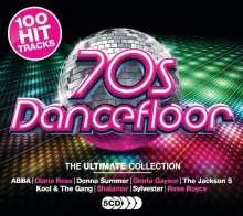 70s Dancefloor, 5 CDs