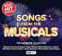 Musical: Ultimate Songs From The Musicals, 5 CDs
