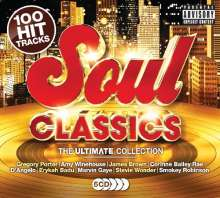 Ultimate Soul Classics: The Ultimate Collection, 5 CDs