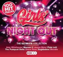 Ultimate Girl's Night Out, 5 CDs