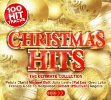 Christmas Hits: The Ultimate Collection, 5 CDs