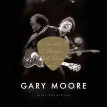 Gary Moore: Blues And Beyond, 4 LPs