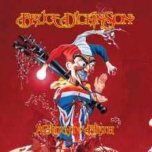 Bruce Dickinson: Accident Of Birth (180g), 2 LPs