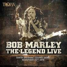 Bob Marley (1945-1981): The Legend Live (180g), 3 LPs