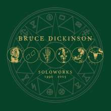 Bruce Dickinson: Bruce Dickinson Soloworks 1990 - 2005 (180g), 9 LPs