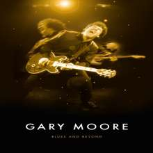 Gary Moore: Blues and Beyond (Limited-Edition-Box-Set), 4 CDs