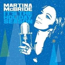 Martina McBride: It's The Holiday Season, CD