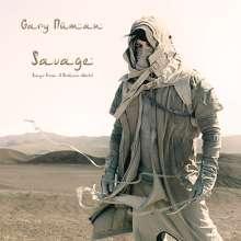 Gary Numan: Savage (Songs From A Broken World), CD