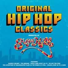 Original Hip Hop Classics Presented By Sugar Hill, 2 LPs