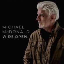 Michael McDonald: Wide Open (Clear Vinyl), 2 LPs