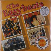 The Easybeats: Absolute Anthology 1965 To 1969 (remastered), 2 LPs