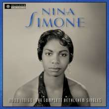 "Nina Simone (1933-2003): Mood Indigo: The Complete Bethlehem Singles, 1 LP und 1 Single 7"""