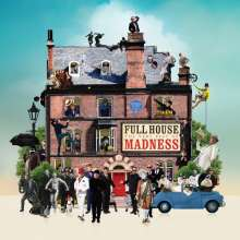 Madness: Full House: The Very Best Of Madness (180g) (Special-Edition), 4 LPs