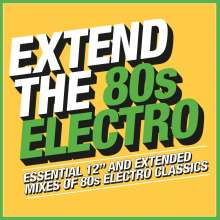 Extend The 80s: Electro (Explicit), 3 CDs