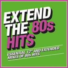 Extend The 80s: Hits, 3 CDs