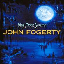 John Fogerty: Blue Moon Swamp (180g) (Limited-Edition) (Blue Vinyl), LP
