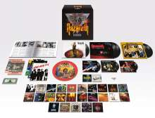Nazareth: Loud & Proud! The Box Set (50th Anniversary) (Limited-Deluxe-Edition), 41 CDs