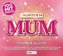 No.1 Mum, 5 CDs