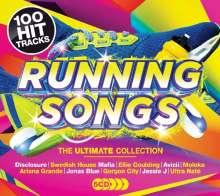 Running Songs (Explicit), 5 CDs