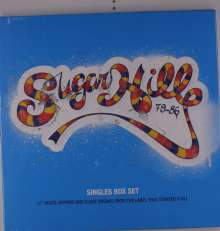 "The Sugar Hill Singles Box Set, 4 Singles 12"""