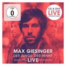 Max Giesinger: Der Junge, der rennt (Live), 2 CDs