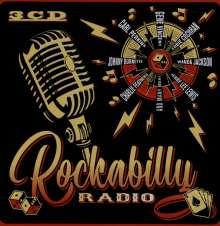 Rockabilly Radio (Limited-Edition), 3 CDs