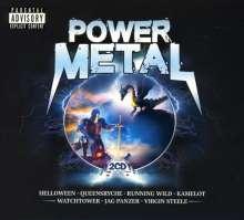 Power Metal (Explicit), 2 CDs