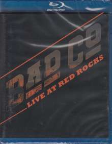 Bad Company: Live At Red Rocks, Blu-ray Disc