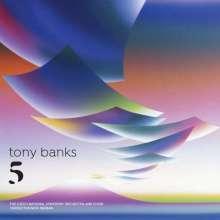 Tony Banks (geb. 1950): Five, 3 LPs