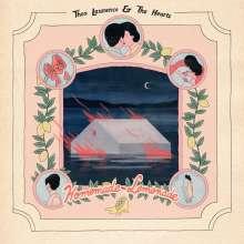 Theo Lawrence: Homemade Lemonade (180g), 1 LP und 1 CD