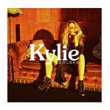 Kylie Minogue: Golden (Limited-Edition) (Clear Vinyl), LP