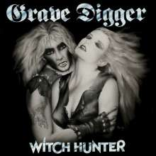 Grave Digger: Witch Hunter (remastered) (Gold Vinyl), LP