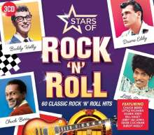 Stars Of Rock 'N' Roll, 3 CDs