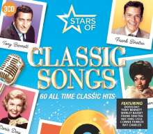 Stars Of Classic Songs, 3 CDs