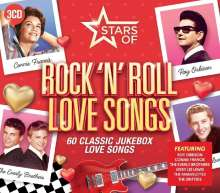 Stars Of Rock 'N' Roll Love, 3 CDs