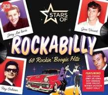 Stars Of Rockabilly, 3 CDs