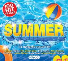 Summer: The Ultimate Collection, 5 CDs