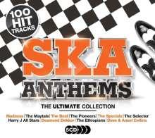 Ultimate Ska Anthems, 5 CDs
