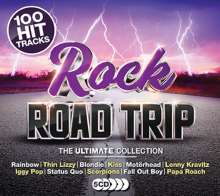 Rock Road Trip, 5 CDs