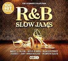 Ultimate R&B Slow Jams, 5 CDs