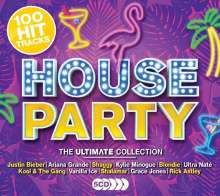 House Party, 5 CDs