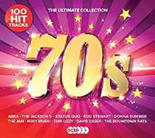 Ultimate 70s, 5 CDs