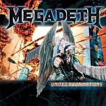 Megadeth: United Abominations (Mediabook), CD