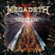 Megadeth: Endgame (Mediabook), CD
