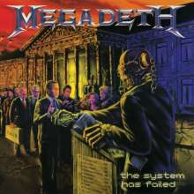 Megadeth: The System Has Failed (remastered) (180g), LP