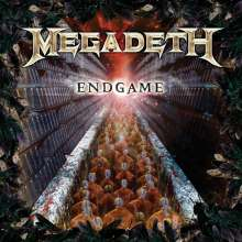 Megadeth: Endgame (remastered) (180g), LP