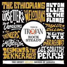 This Is Trojan Rock Steady, 2 CDs